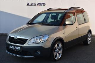 Škoda Roomster 1,6 TDi  Scout Panorama ALU Tažné MPV nafta