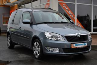 Škoda Roomster 1.2 TSi, Style MPV