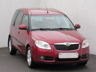 Škoda Roomster 1.4i MPV benzin