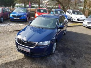Škoda Rapid 1.2 TSI 81kW Ambition sedan