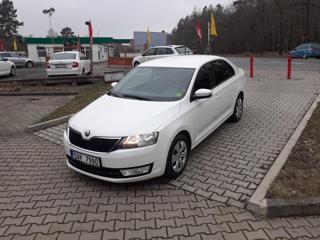 Škoda Rapid 1.2TSi,Čr,1.maj.DPH sedan
