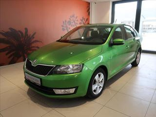 Škoda Rapid 1,6 TDI  Style sedan nafta