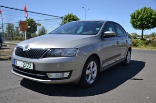 Škoda Rapid 1.6TDi, 77kW, Ambition sedan