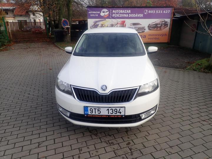 Škoda Rapid 1.6 TDI sedan