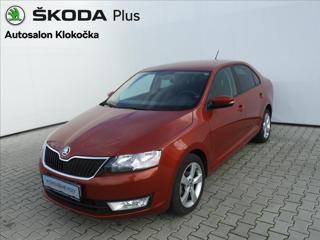 Škoda Rapid 1,4 TDI StylePlus Sedan sedan nafta
