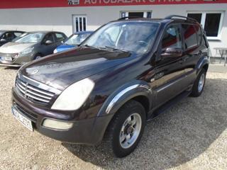 SsangYong Rexton 2,7 RX270 121KW Nové v ČR SUV