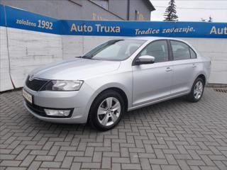 Škoda Rapid 1,6 TDi 85kW STYLE 1.majitel sedan nafta