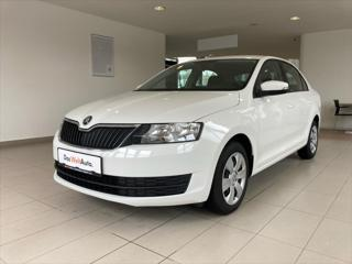 Škoda Rapid 1,2 TSi  Ambition ČR sedan benzin