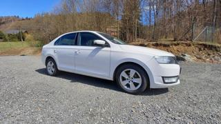 Škoda Rapid 1.4 TDI 66kW Ambition sedan