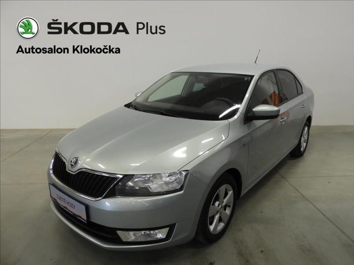 Škoda Rapid 1,2 TSI STYLE Sedan sedan benzin