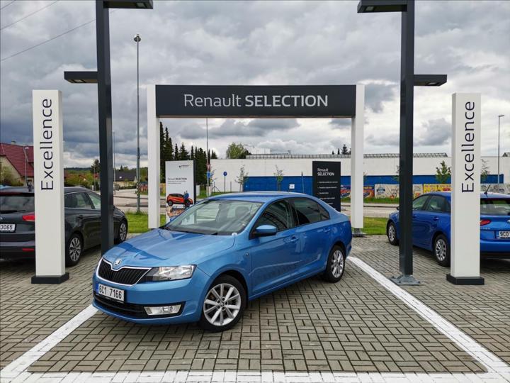 Škoda Rapid 1,2 TSI  Ambition sedan benzin