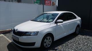 Škoda Rapid 1,2 TSI 66 kW  Ambition sedan benzin
