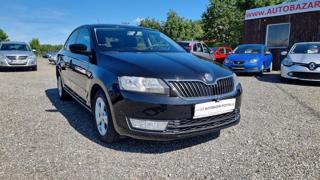 Škoda Rapid 1.6 TDI Ambiente sedan