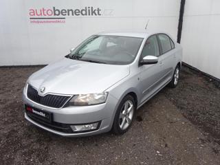 Škoda Rapid 1.6 TDi 66kW 1Majitel Servis sedan