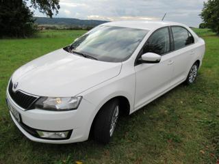 Škoda Rapid 1.2 TSI 66KW CZ DPH sedan