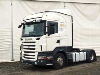 Scania retarder, hydraulika tahač