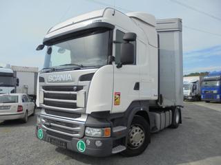 Scania STANDART,E5  EEV tahač