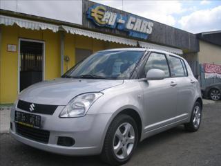 Suzuki Swift 1,3   4x4,ABS,KLIMA,SERVISKA hatchback benzin