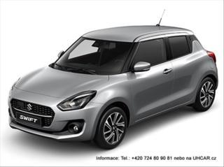 Suzuki Swift 1,2   Premium Hybrid hatchback benzin