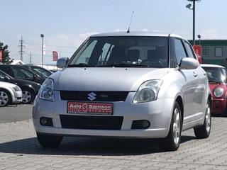 Suzuki Swift 1,3 DDiS *KLIMATIZACE* hatchback nafta