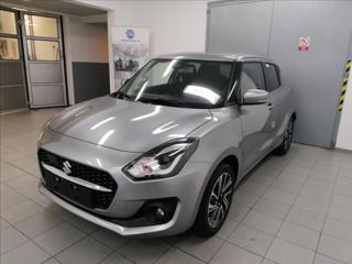Suzuki Swift 1,2 Elegance hybrid hatchback hybridní - benzin