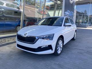 Škoda Scala 1,0 TGI 66kW  Style hatchback CNG + benzin