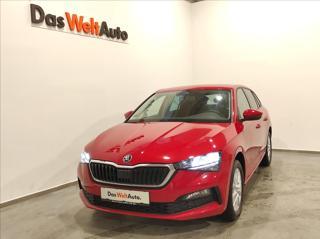 Škoda Scala 1,0   Ambiente hatchback benzin