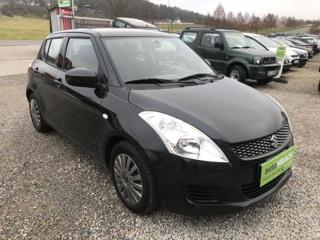 Suzuki Swift 1.2 VVTi - NOVÁ STK hatchback benzin