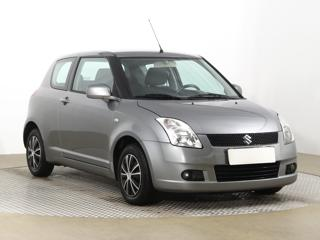 Suzuki Swift 1.3 68kW hatchback benzin
