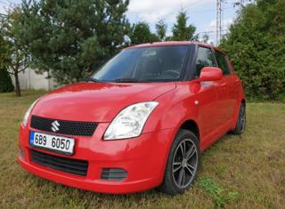 Suzuki Swift 1,3i hatchback