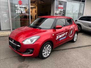 Suzuki Swift 1,2 DualJet Hybrid Premium 4x2 hatchback benzin