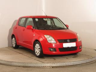 Suzuki Swift 1.3 DDiS 51kW hatchback nafta