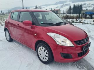 Suzuki Swift 1.2i 69kW 4x4 hatchback