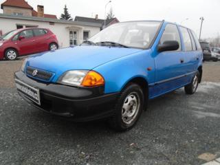Suzuki Swift 1.0 koup. v ČR 2. majitel hatchback