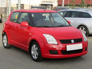 Suzuki Swift 1.3VVT, ČR hatchback benzin