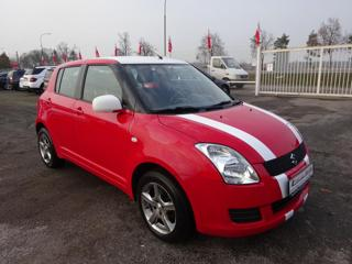 Suzuki Swift 1.3i 16V GLX, serviska hatchback