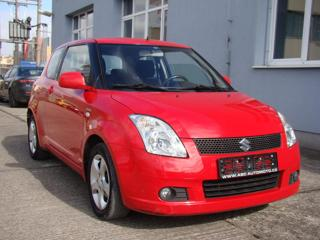 Suzuki Swift 1.2 DDiS Klimatizace hatchback