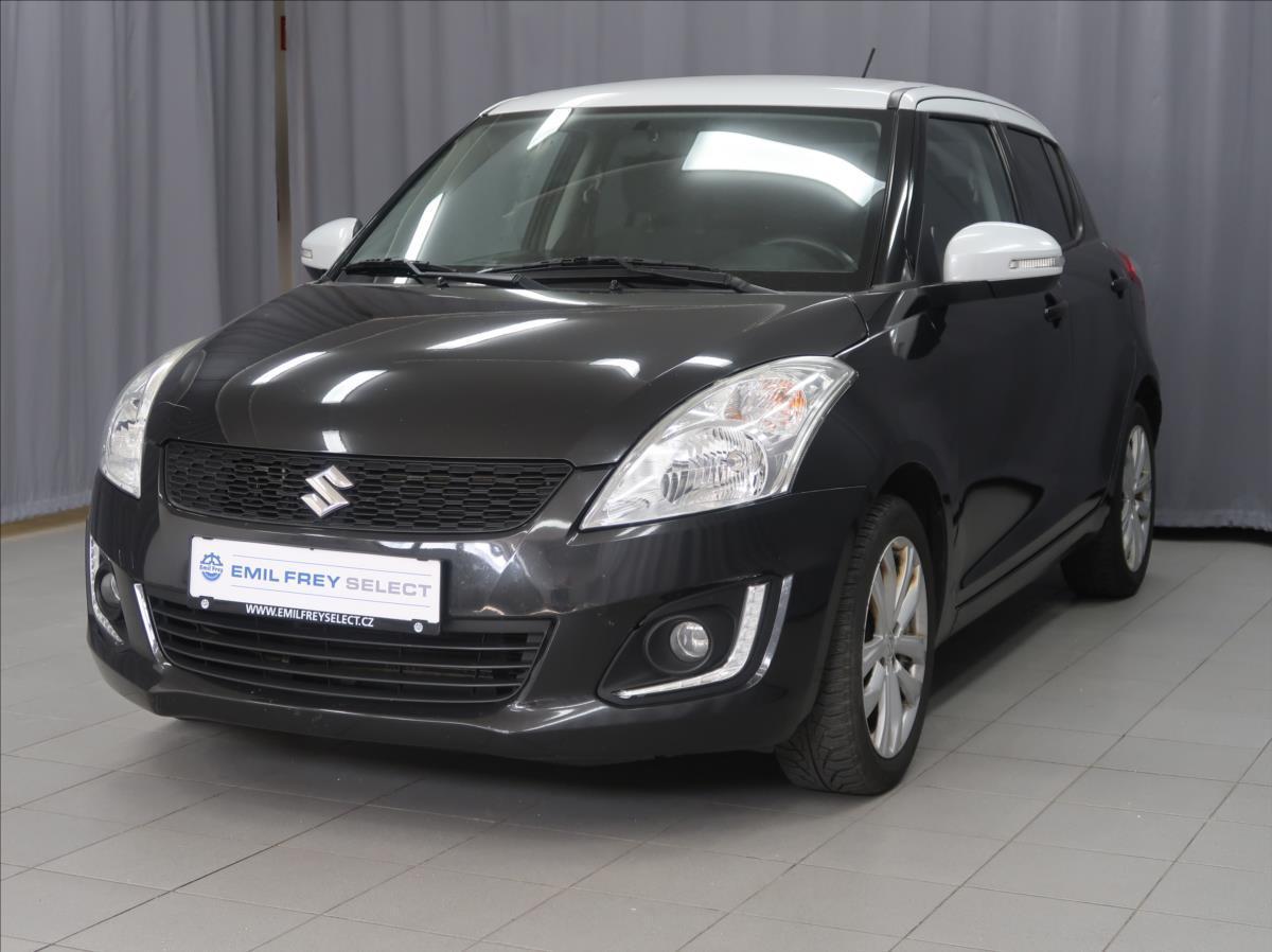 Suzuki Swift 1,2 GLX XV,CZ,1Maj.AC hatchback benzin
