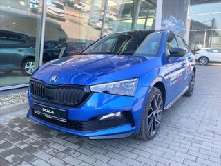 Škoda Scala 1,5 TSI 110kW  Monte Carlo hatchback benzin