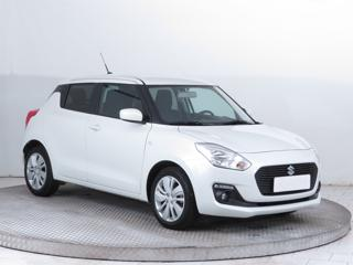Suzuki Swift 1.2 DualJet 66kW hatchback benzin