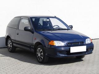 Suzuki Swift 1.0i, Serv.kniha, ČR hatchback benzin