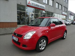Suzuki Swift 1,3 i  GLX AT ČR hatchback benzin