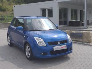 Suzuki Swift 1,3 i,67KW,KLIMA,8XAIRBAG hatchback benzin
