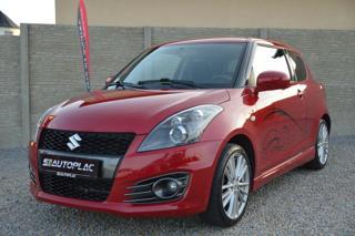 Suzuki Swift 1.6 i 100KW Sport hatchback