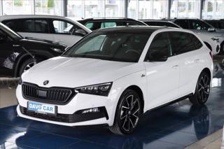 Škoda Scala 1,5 TSI Monte Carlo 1.Maj. CZ hatchback benzin