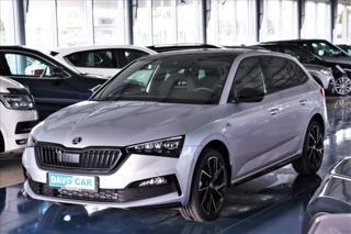 Škoda Scala 1,5 TSI CZ Monte Carlo 1.Maj. hatchback benzin