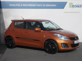 Suzuki Swift 1,2 i 69KW 1. MAJITEL ČR hatchback benzin