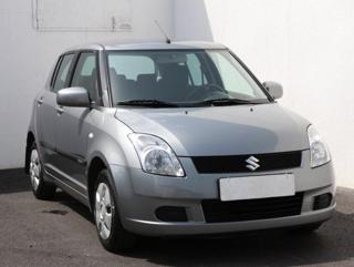 Suzuki Swift 1.3i, 1.maj, ČR hatchback benzin