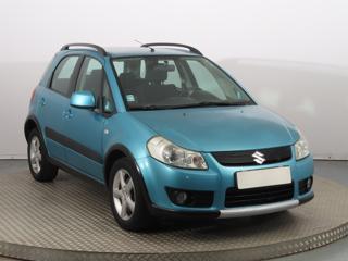 Suzuki SX4 1.6 VVT 79kW hatchback benzin