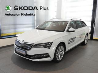 Škoda Superb 1,4 TSI L&K iV combi DSG kombi hybridní - benzin
